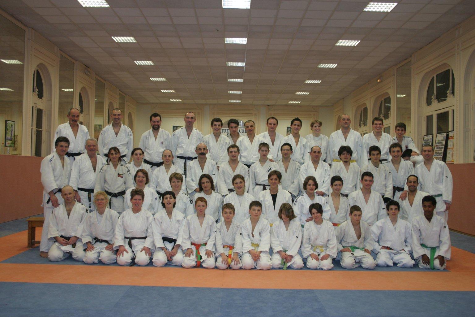 club judo aix les bains