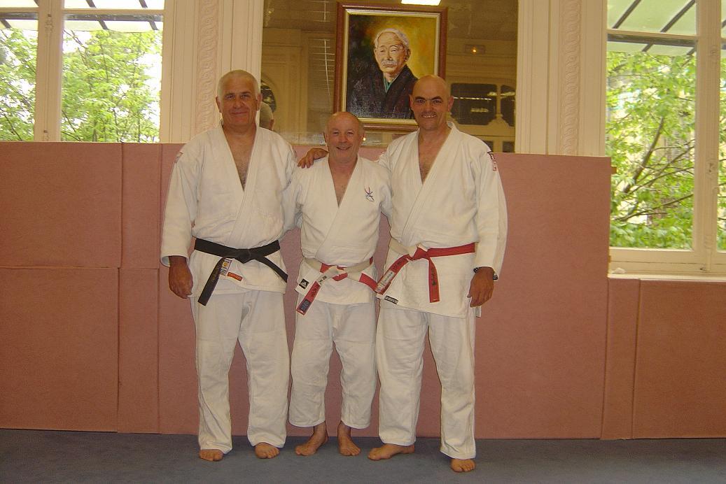 rencontre judokate